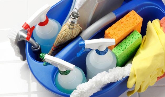 Lone Wolf Cleaning Service, residential cleaning