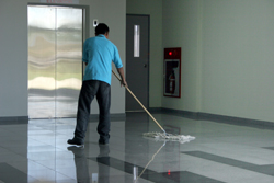 Lone Wolf Cleaning Service, commercial cleaning